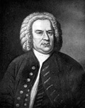 An Engraving of Bach