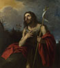 John the Baptist in the Widerness, Bartolome Esteban Murillo