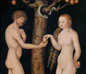 The Fall and Expulsion from Garden of Eden