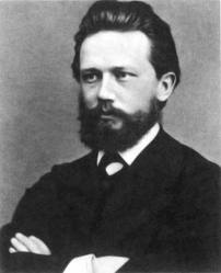 Tchaikovsky in 1868