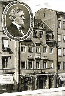 Richard Wagner's birthplace